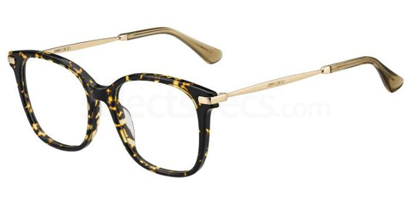 086 JC195 Glasses, JIMMY CHOO