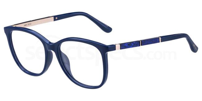 PJP JC191 Glasses, JIMMY CHOO