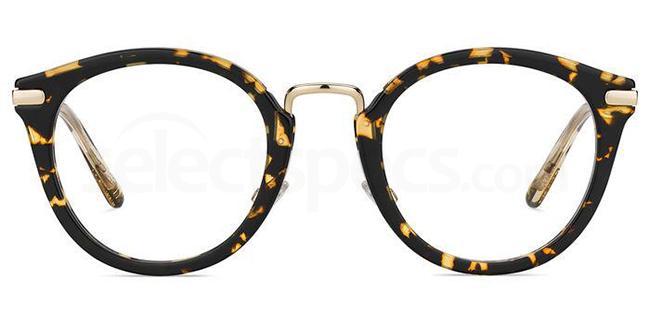 086 JC204 Glasses, JIMMY CHOO