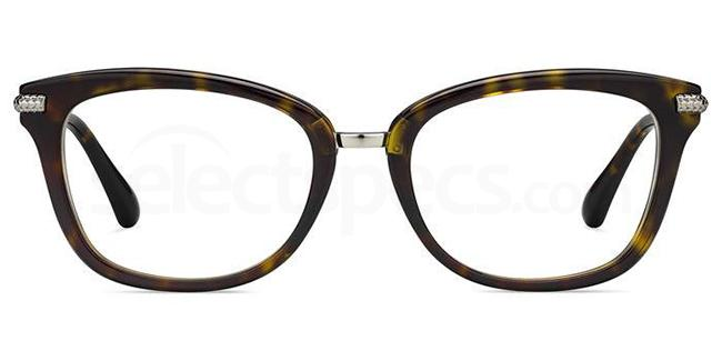086 JC218 Glasses, JIMMY CHOO