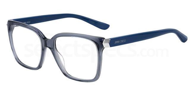 PJP JC227 Glasses, JIMMY CHOO