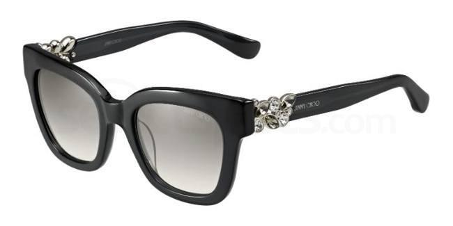 W54  (IC) MAGGIE/S Sunglasses, JIMMY CHOO