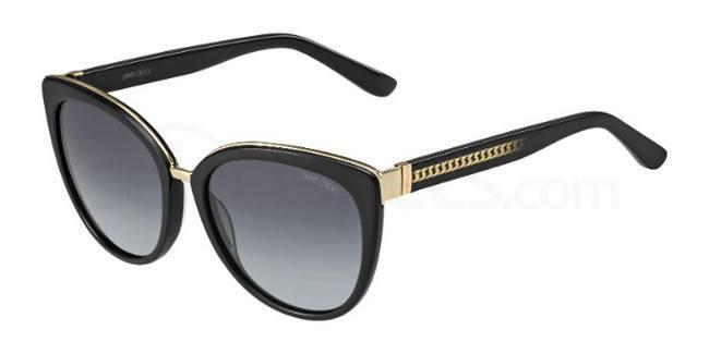 10E  (HD) DANA/S Sunglasses, JIMMY CHOO