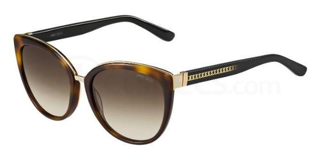 112  (JD) DANA/S Sunglasses, JIMMY CHOO