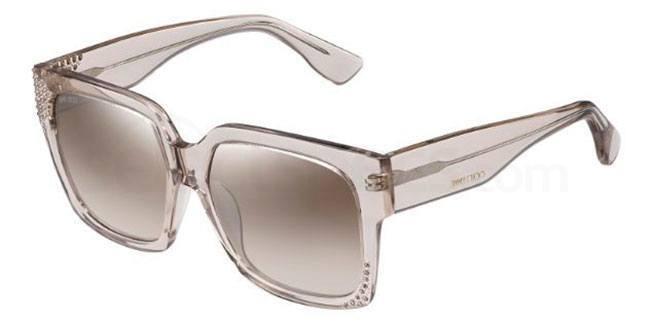 I4J (NQ) JEN/S Sunglasses, JIMMY CHOO