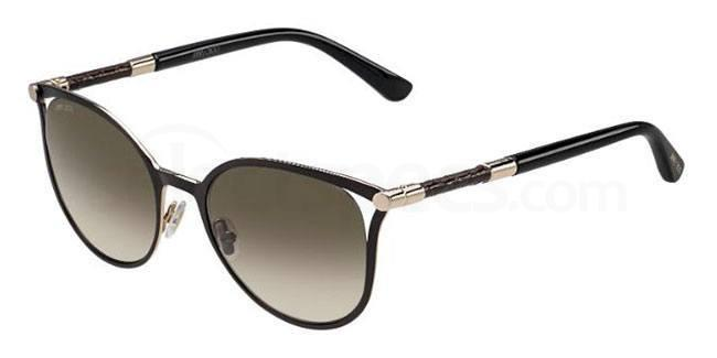 J6H (HA) NEIZA/S Sunglasses, JIMMY CHOO