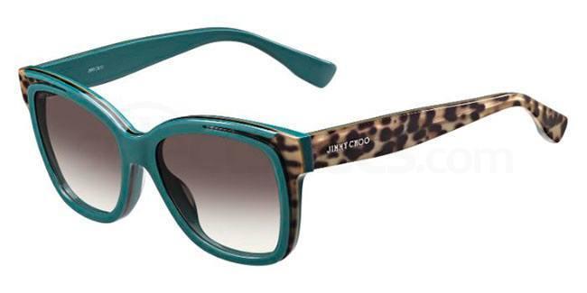 PV9  (JS) BEBI/S Sunglasses, JIMMY CHOO