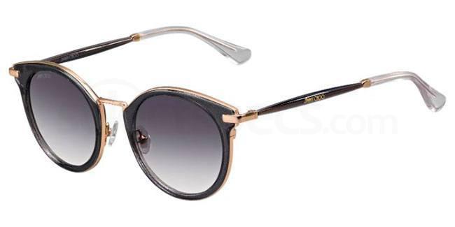 QA8  (9C) RAFFY/S Sunglasses, JIMMY CHOO