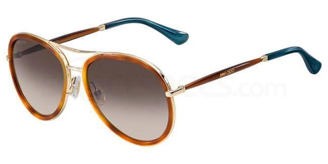 QAN  (J6) TORA/S Sunglasses, JIMMY CHOO