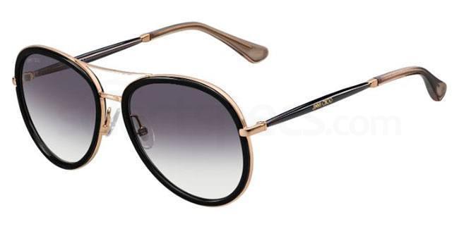 QBE  (9C) TORA/S Sunglasses, JIMMY CHOO