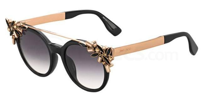 jimmy choo vivy sunglasses detachable