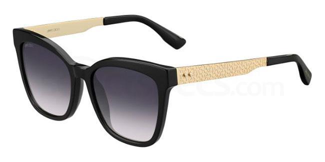 QFE  (9C) JUNIA/S Sunglasses, JIMMY CHOO