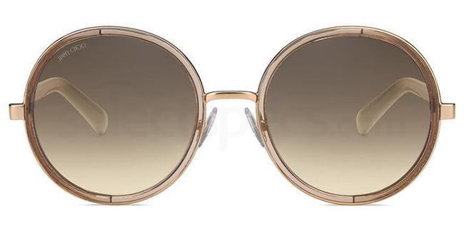 1KH  (CC) ANDIE/N/S Sunglasses, JIMMY CHOO