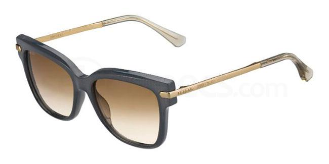 OOK  (9M) ARA/S Sunglasses, JIMMY CHOO