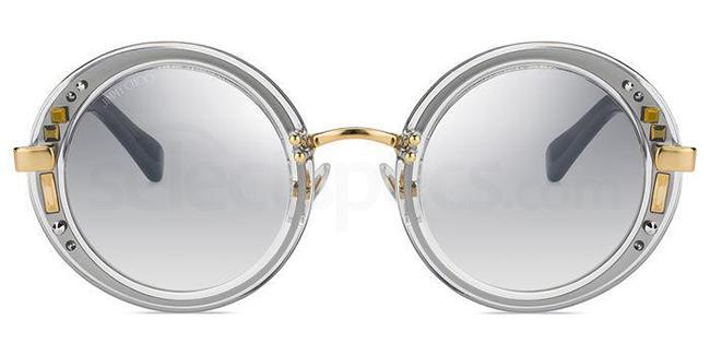 16U  (FU) GEM/S Sunglasses, JIMMY CHOO