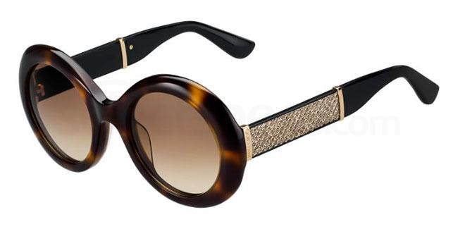16Y  (S1) WENDY/S Sunglasses, JIMMY CHOO