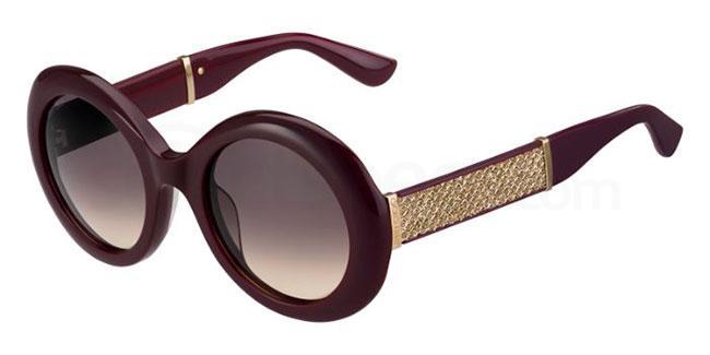 172  (XQ) WENDY/S Sunglasses, JIMMY CHOO