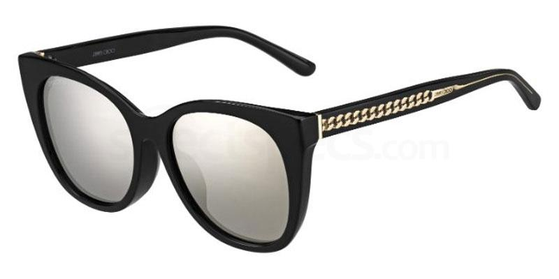 807 (UE) ALENA/F/S Sunglasses, JIMMY CHOO