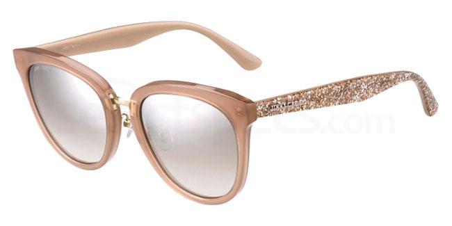 KDZ (NQ) CADE/F/S Sunglasses, JIMMY CHOO