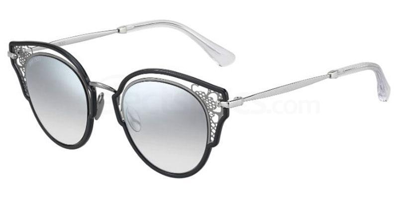 284 (IC) DHELIA/S Sunglasses, JIMMY CHOO