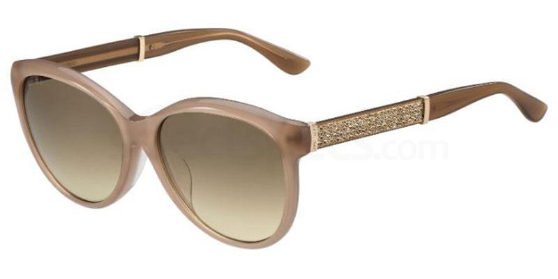 1L4 (CC) GLEE/F/S Sunglasses, JIMMY CHOO