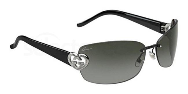 BKS (PT) GG 4201/S Sunglasses, Gucci