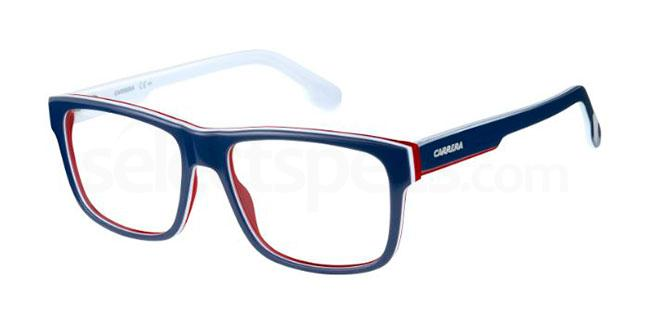 0BP CARRERA 1101/V Glasses, Carrera