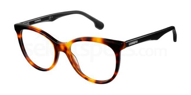 555 CARRERA 5545/V Glasses, Carrera