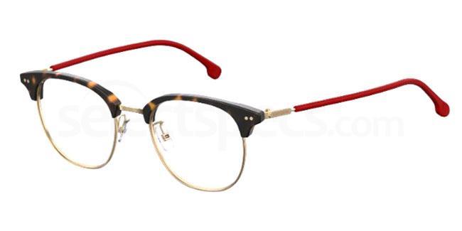 086 CARRERA 161/V/F Glasses, Carrera