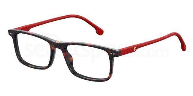 086 CARRERA 2001T/V Glasses, Carrera