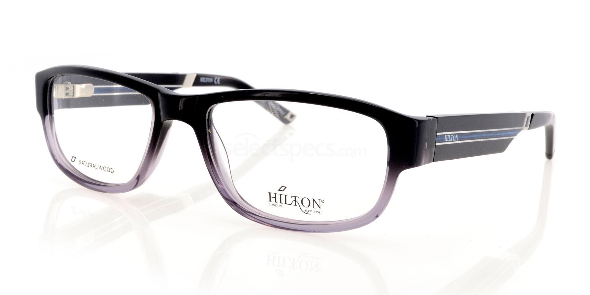 C1 HE 123 Glasses, Hilton