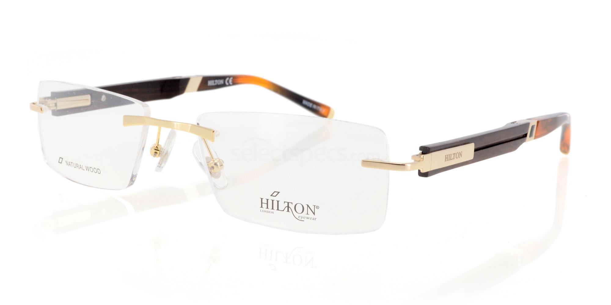C1 HE 124 Glasses, Hilton