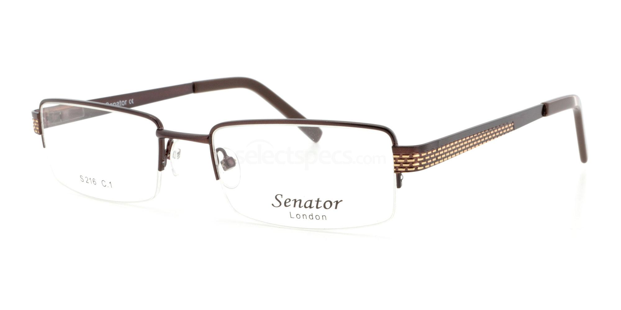C1 SENATOR 216 Glasses, Senator