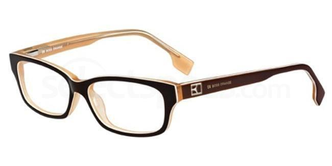 I7Q BO 0009 Glasses, Boss Orange