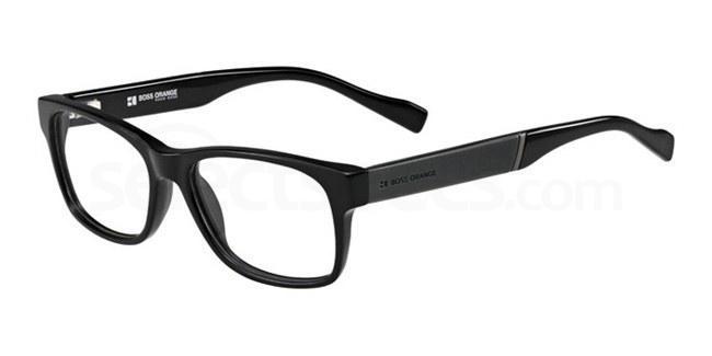 6EC BO 0084 Glasses, Boss Orange