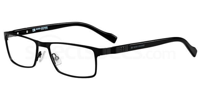 MPZ BO 0116 Glasses, Boss Orange