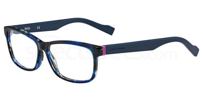 K1S BO 0181 Glasses, Boss Orange