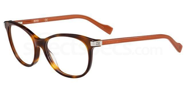 KBG BO 0184 Glasses, Boss Orange