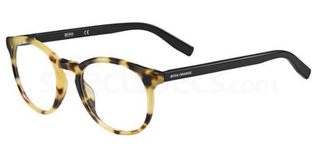 7G9 BO 0201 Glasses, Boss Orange