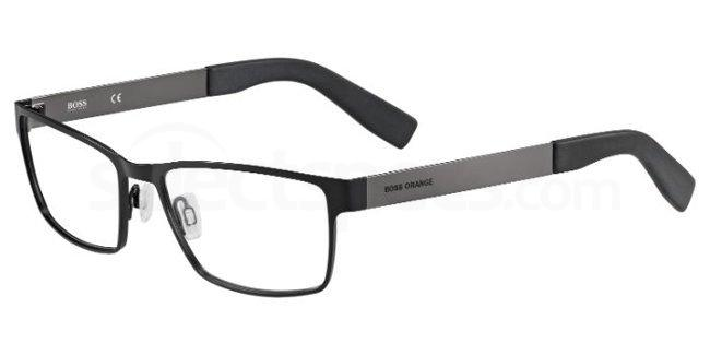 AAB BO 0204 Glasses, Boss Orange