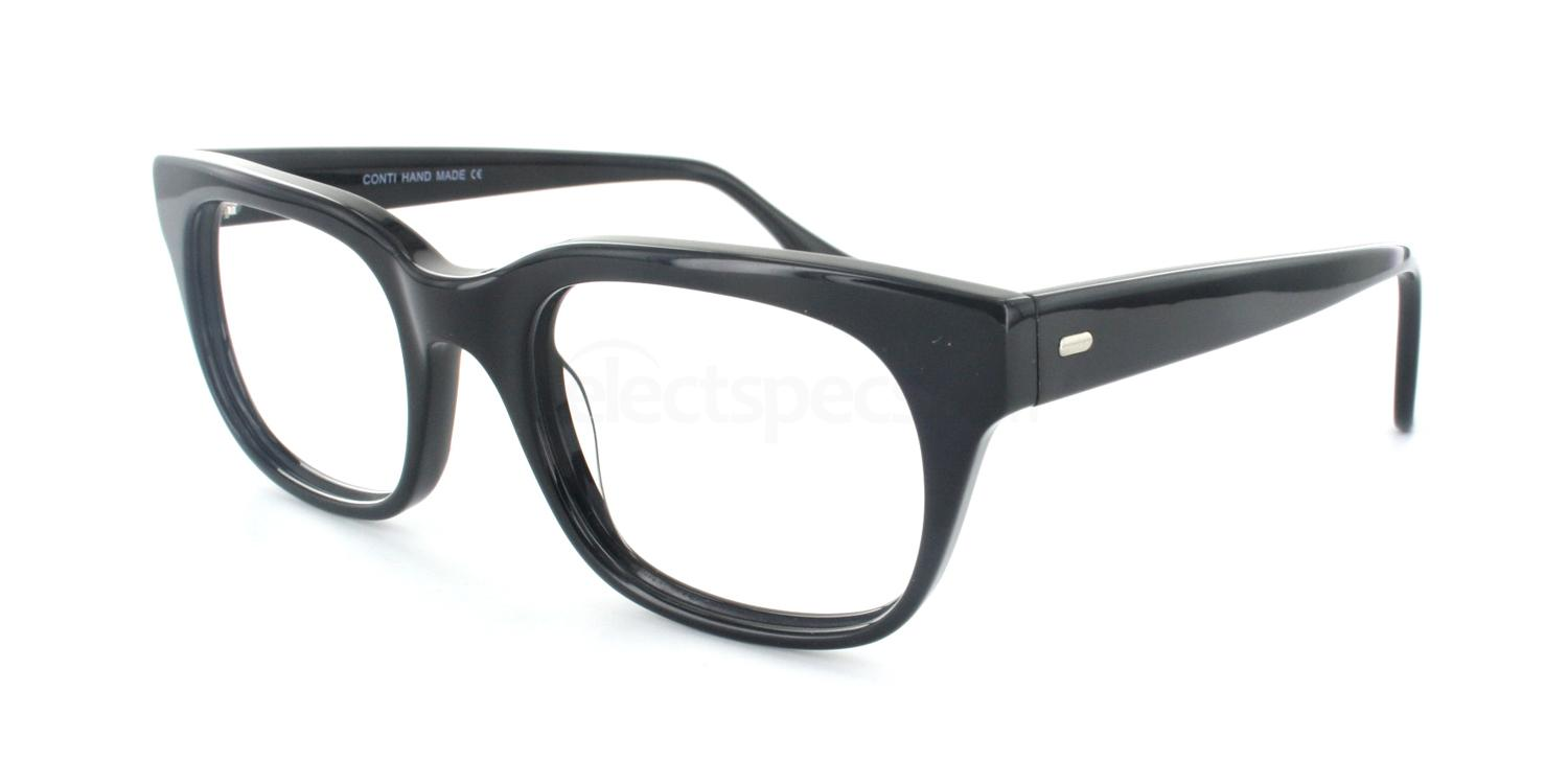 Black PHILLIP PHILIP Glasses, Phillip