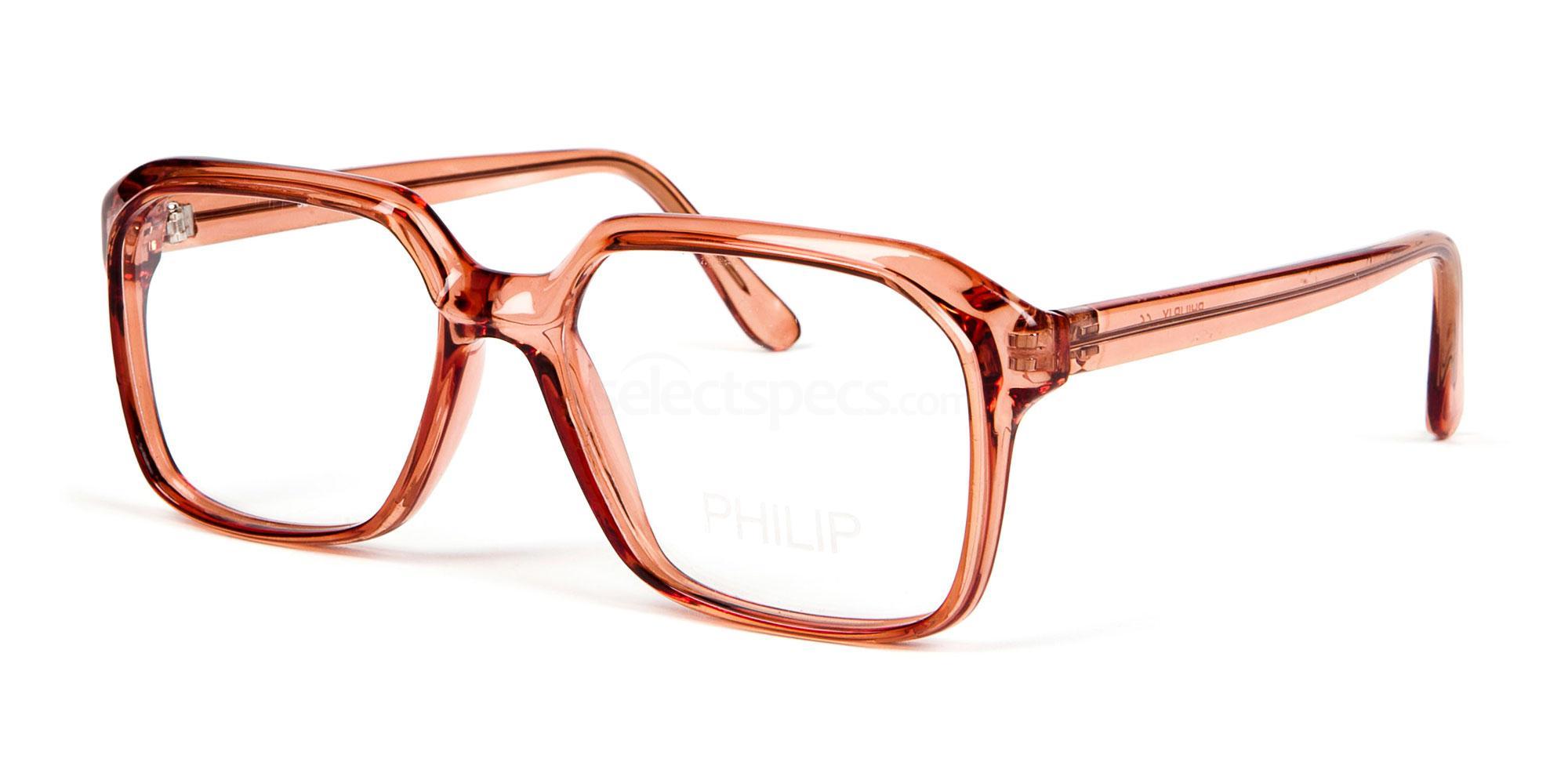 Sherry brown PHILLIP PHILIP IX Glasses, Phillip
