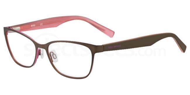 88W BO 0210 Glasses, Boss Orange