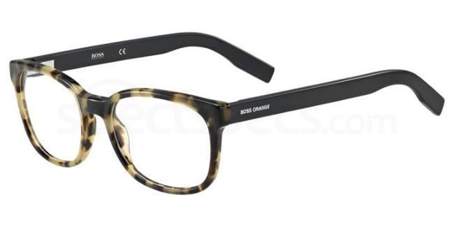 7DQ BO 0215 Glasses, Boss Orange