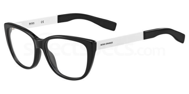 FIX BO 0219 Glasses, Boss Orange