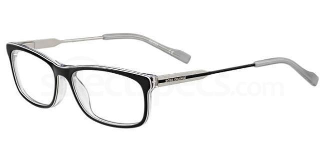 LHK BO 0230 Glasses, Boss Orange
