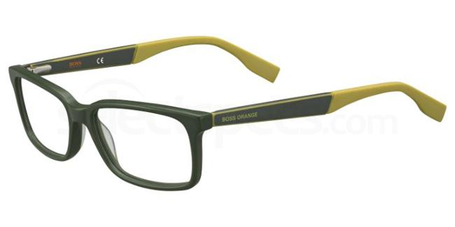 HQC BO 0264 Glasses, Boss Orange