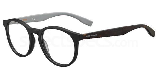 I21 BO 0268 Glasses, Boss Orange