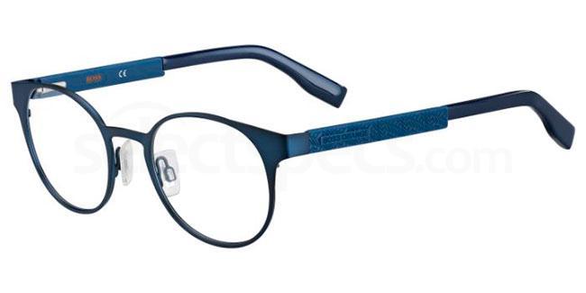 PJP BO 0284 Glasses, Boss Orange