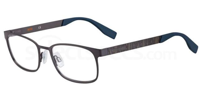 09Q BO 0287 Glasses, Boss Orange
